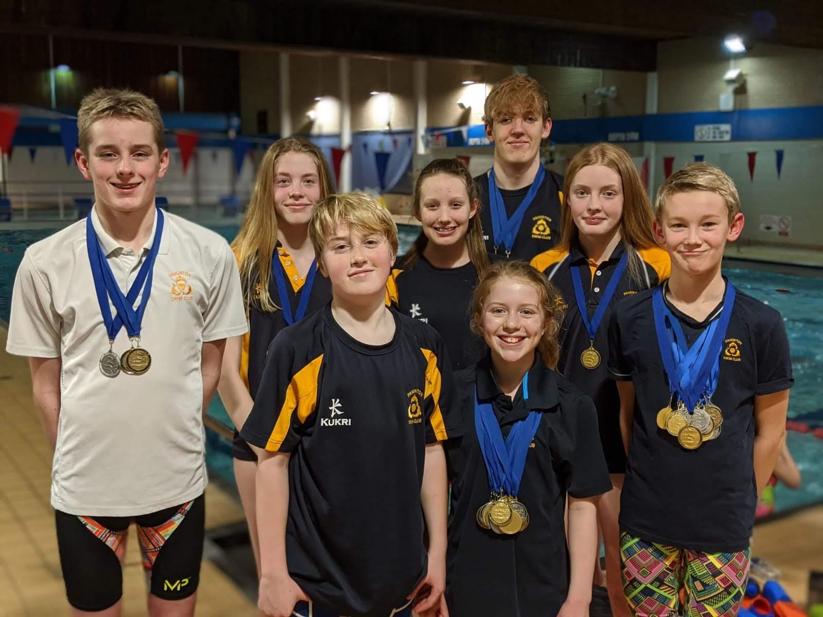 Devon County Swimming Championships