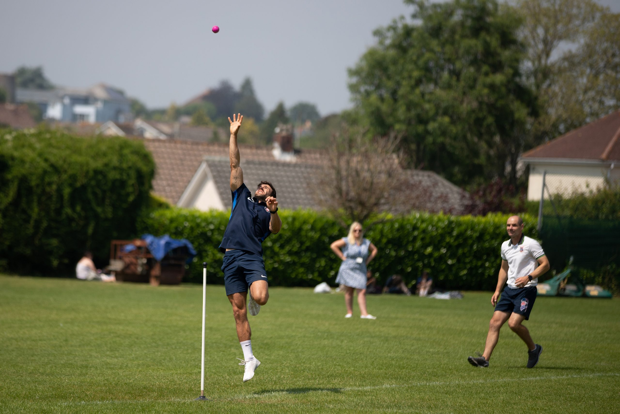 Rounders – Sixth Form vs Staff