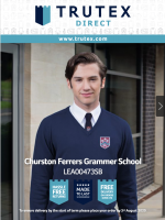Churston-trutex-uniform-order-book
