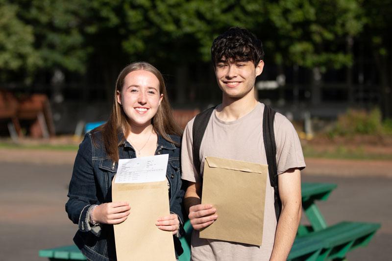 Churston Students achieve great success